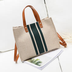 Unique/Stripe/Super Convenient/Minimalist Satchel/Tote Bags/Crossbody Bags/Shoulder Bags/Beach Bags/Hobo Bags