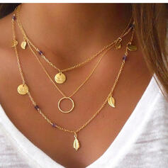 Charming Hottest Alloy Necklaces