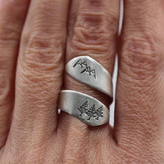 Classic Simple Alloy Rings