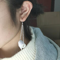 Stylish Alloy With Toilet Paper Earrings (Set of 2)