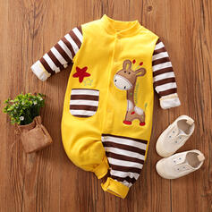 Baby Animal Cotton One-piece