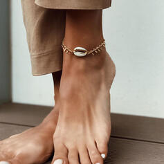 Charming Fancy Alloy Anklets