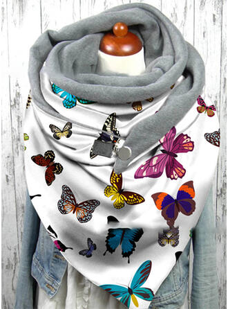 Animal/Colorful fashion/Butterfly Design Scarf