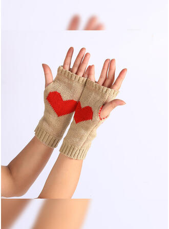 Solid Color/Graphic Prints Light Weight/fashion Gloves