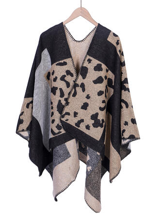 Floral/Animal simple/Women's Shawl