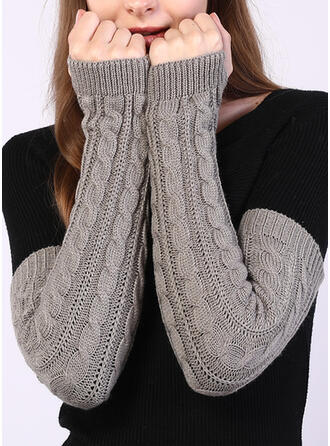 Solid Color/Bohemia Warm/Protective/Skin-Friendly Gloves