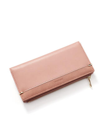 Classical/Commuting/Solid Color/Simple Clutches/Wallets & Wristlets